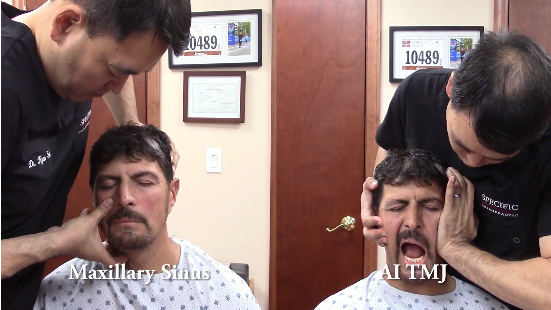 *JAW DROPPING* ASMR Chiropractic Adjustment - YouTube